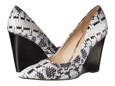 COACH Orchard Graphic Print Snake White - 6pm.com