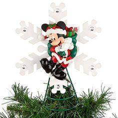 Mickey Mouse Tree Topper | Disney Store
