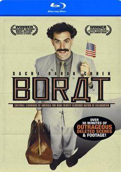 Borat blu-ray