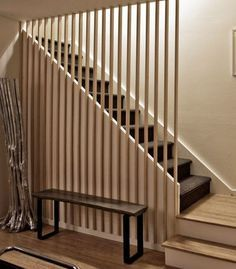 basement stair wall ideas - Google Search