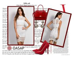 """""""Oasap 4/16"""" by nejrasehicc ❤ liked on Polyvore featuring мода, Charlotte Russe и oasap"""