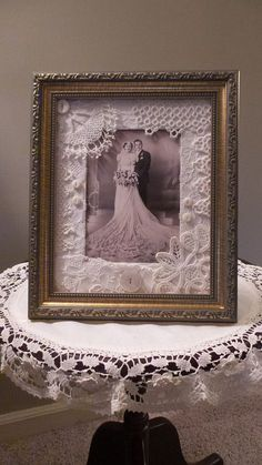 Items similar to Victorian Picture Frame Shabby Wedding Frame Country Chic Frame French Country Frame Victorian Wedding Decor Wedding Picture Frame Mat on Etsy Picture Frame Decor, Wedding Picture Frames, Wedding Frames, Wedding Pictures, Picture Ideas, Victorian Picture Frames, Victorian Pictures, Victorian Wedding Decor, Decor Wedding