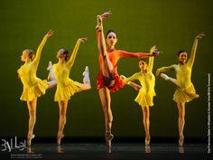 San Francisco Ballet in Wheeldon's 'Number Nine' (© Erik Tomasson)