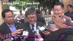 Khmer News - 31 July 2015 - Summary of the main news Main News, Summary, Movies, Abstract, Films, Cinema, Movie, Film, Movie Quotes