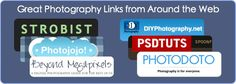 31 [+10] Cool Photography Tutorials, Tips, Videos, Hacks and How To's from Around the Web