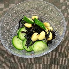 ヘルシーです。中華ドレッシングで頂きました - 11件のもぐもぐ - ひじきサラダ by kiyomisoramama