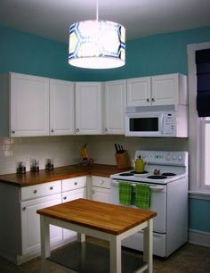 Kitchens, Corner Picture Example Best Concepts Kitchen The Picture Example Decoration Ideas Kitchen Remodles Hanging Lamps Table Brown Color Decoration Ideas Wooden Brown Color Picture Kitchen Cabinet ~ Amazing Example Of Kitchen Remodles That Can Be Your Idea To Make Your Kitchen Looks Nice