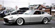 Datsun Z-Series - beautiful! Datsun Car, Datsun 240z, Japanese Domestic Market, Retro Cars, Vintage Cars, Nissan Z Cars, Automobile, Japanese Sports Cars, Japan Cars