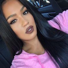 Make-Up on Black Women