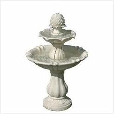 3 Tier Acorn Water Fountain Mothers Day Sale  #awesomesauce #Mothersday #ILoveMom