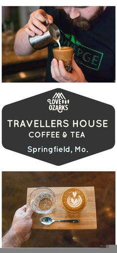 The Ozarks - Visit Travellers House Coffee & Tea in Springfield, Missouri