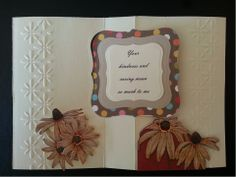 www.fb.com/susansdesignstudio This is the inside of the Thank You 1 card