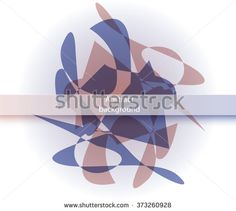 abstract geometric vector texture background with pastel colors - the trend spring and summer. Since this unique design is a trend that is an excellent business cards, postcards, backgrounds, etc. - stock vector