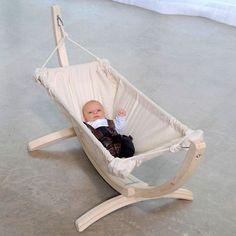 DIY Baby Hammock Stand Design