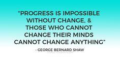 """Progress is impossi"