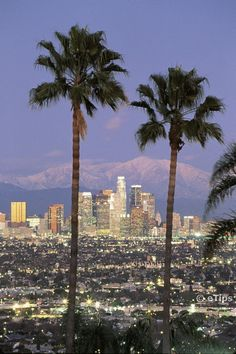 Downtown | Los Angeles | by eTips Travel Apps