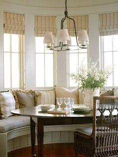 Window Nook Ideas 25 kitchen window seat ideas | nook, breakfast nooks and kitchens