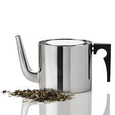 Stelton Cylinda-Line AJ Teapot