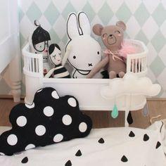 Espaço Infantil Ideias de Almofadas para Decorar Quarto Infantil
