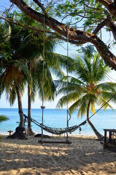 Malaisie #4 : les îles Perhentian, Petani beach