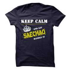 For more details, please follow this link http://www.sunfrogshirts.com/Let-SAECHAO-Handle-it.html?8542