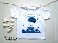 Camiseta Telmo para niño: 15 euros