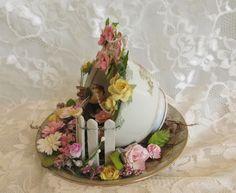 Martica Designs: Altered Tea Cup ….