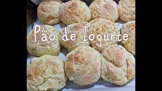 Pão de Iogurte Rápido e Fácil!!