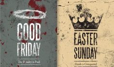Good Friday and Easter Sunday