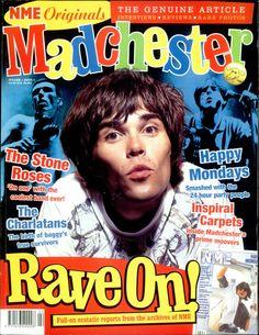 Stone Roses, NME Originals - Madchester, UK, Deleted, magazine, NME, MAGAZINE, 505586