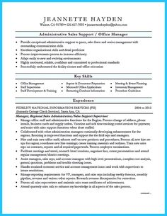 Nice Impressive Professional Administrative Coordinator Resume,