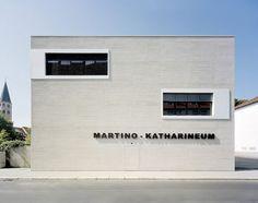 Martino-Katharineum High School / KSP Jürgen Engel Architekten