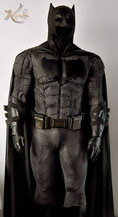 Traje de traje de la Liga de la justicia Batman