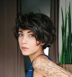 See more photos here; 20 Short Hairstyles For Wavy Fine Hairbit.ly/1PsavT9