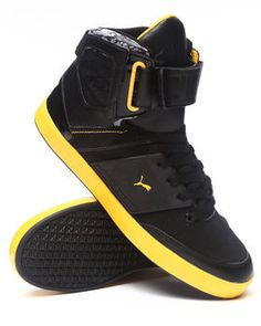 Puma | El Solo High Sneakers. Get it at DrJays.com