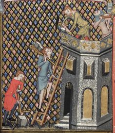 Bodleian Library MS. Bodl. 264, The Romance of Alexander in French verse, 1338-44; 67v