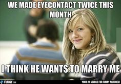 I think he wants to marry me (Funny Relationship Pictures) - #eyecontact #marry