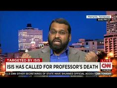 "CNN Tonight with Dr. Yasir Qadhi | ""ISIS Has Called for Professor's Death"""