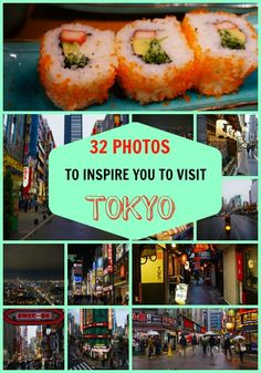 Ever since I've been to Tokyo, I can't stop thinking about my next trip back. I love the Japanese capital so much, it became my no. 1 visiting destination. I've put together 32 amazing photos which will make you want to fly to Tokyo right away.