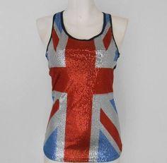 Bl bandera inglesa #moda y #estilo en BRIANA