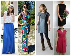 75+ Dress Patterns for Sewing + New Free Dress Patterns | These dress patterns and tutorials are perfect for every occasion!