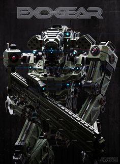 Hammer Mk 2 by sancient on deviantART via cgpin.com