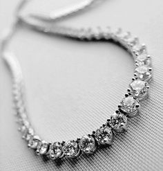The necklace that changed their lives: How a string of diamonds put a little sparkle back into our love life