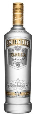 Smirnoff - Vanilla Flavour Vodka For the Peppermint Martini