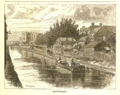 pictures of schenectady new york | 1873 engraving of Schenectady