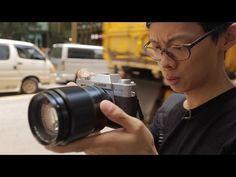 Fujifilm X-T10 Hands-on Review - YouTube