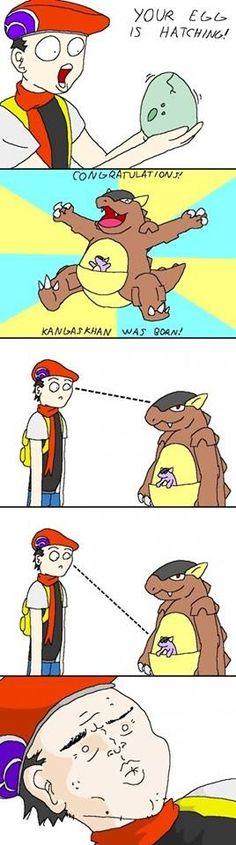 O_O #funny #pokemon