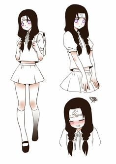 Hyuuga Neji (Female) | ... Power Ninden, NARUTO, Hyuuga Neji (Female), Hyuuga Neji, Contemporary