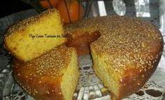 Gâteau à l'orange, recette tunisienne – Tunisme
