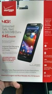 Verizon Droid Razr M Updated with Android 4.4.4 KitKat and Rebranded as Motorola Luge